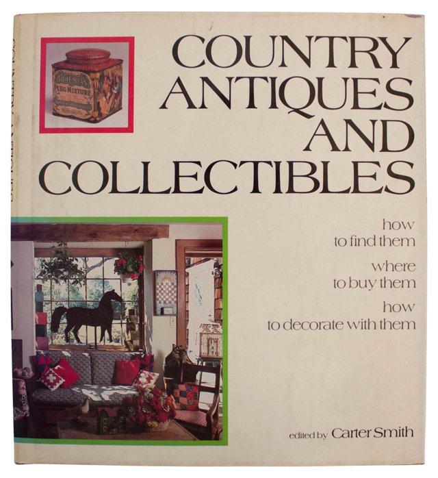 Country Antiques, 1st Printing