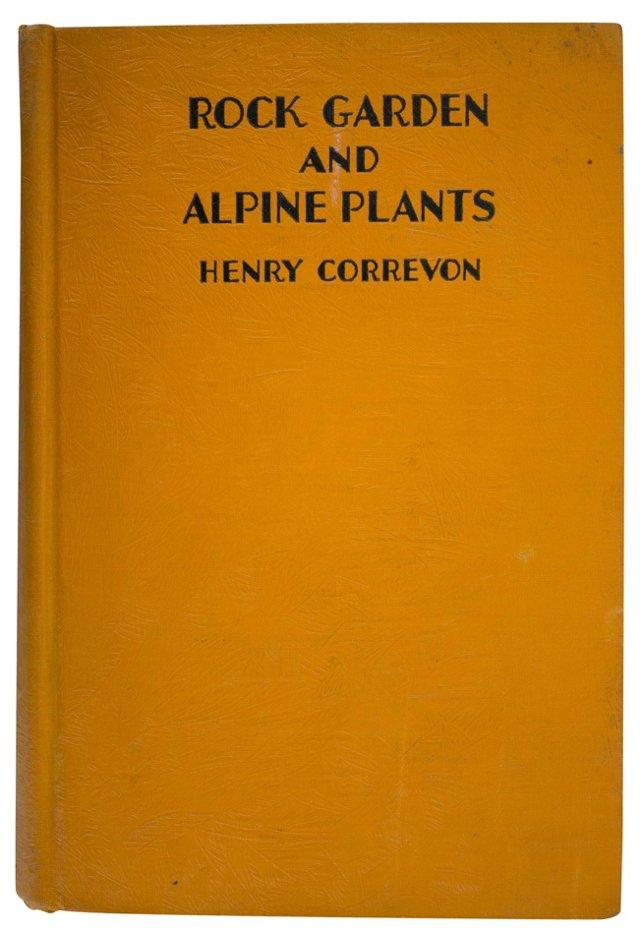 Rock Garden and Alpine Plants