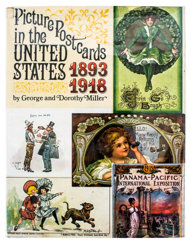 Picture Postcards, Signed 1st Ed