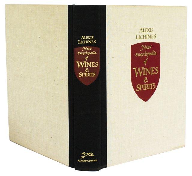 New Encyclopedia of Wines & Spirits