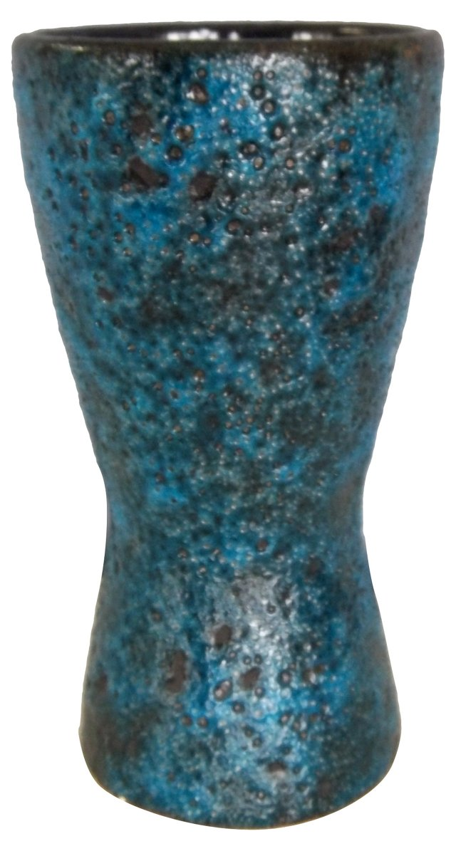 German Glazed Vase