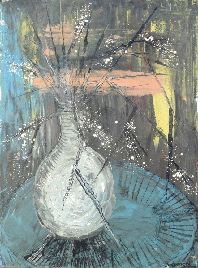 Vase w/ Flowers, 1942