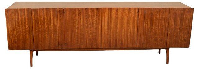Italian Walnut Sideboard