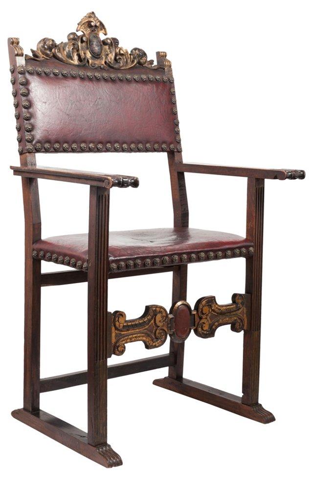 Renaissance-Style    Armchair