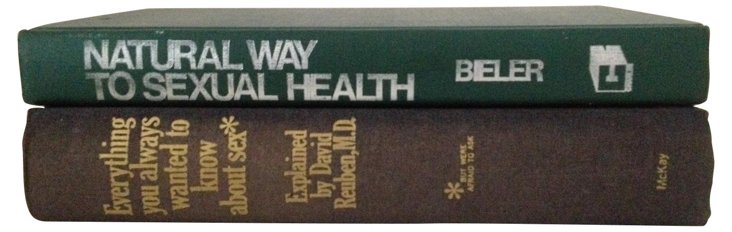 Marriage & Sexual Health Books, Pair