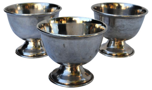 Silver Trophy Cups, S/3