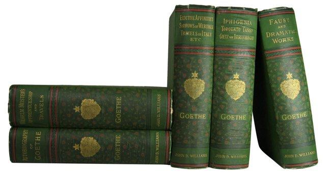 Works of Goethe, S/5