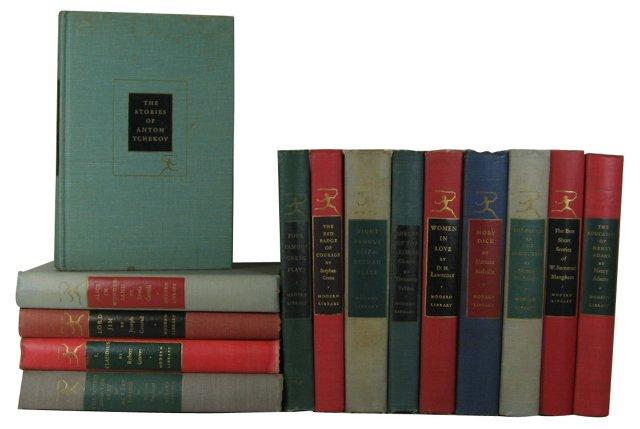 Modern Library Classics, S/14
