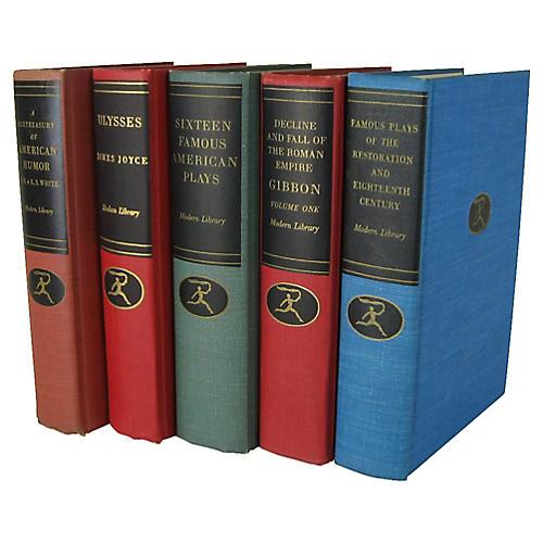 Modern Library Classics, S/5