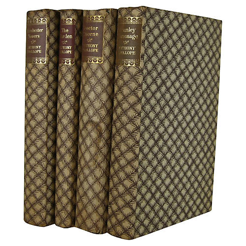 Classic Works of Anthony Trollope, S/4