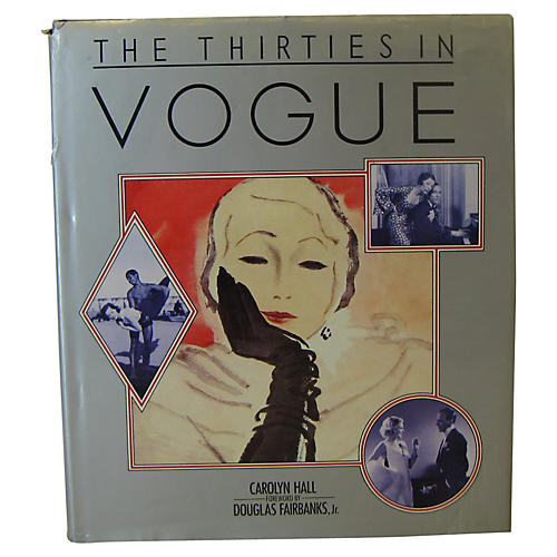 The Thirties in Vogue, 1st American Ed