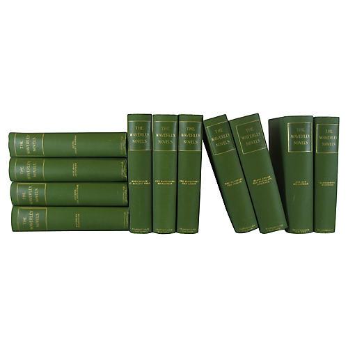 Antique Waverley Novels, S/11