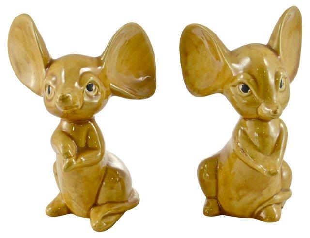 Golden Mice, Pair