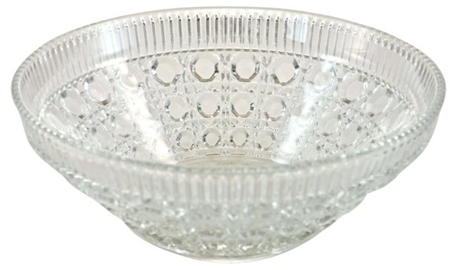 1960s Centerpiece Bowl