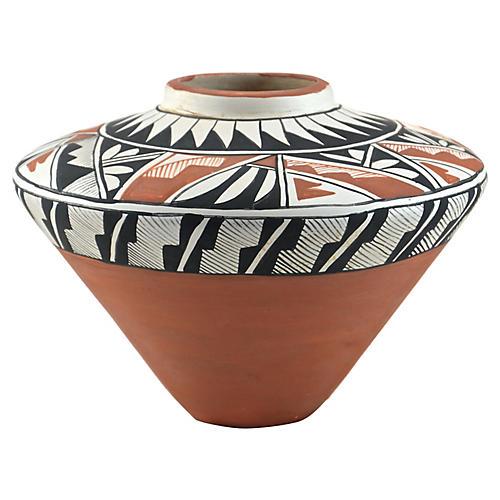 Acoma Pueblo-Style Jar