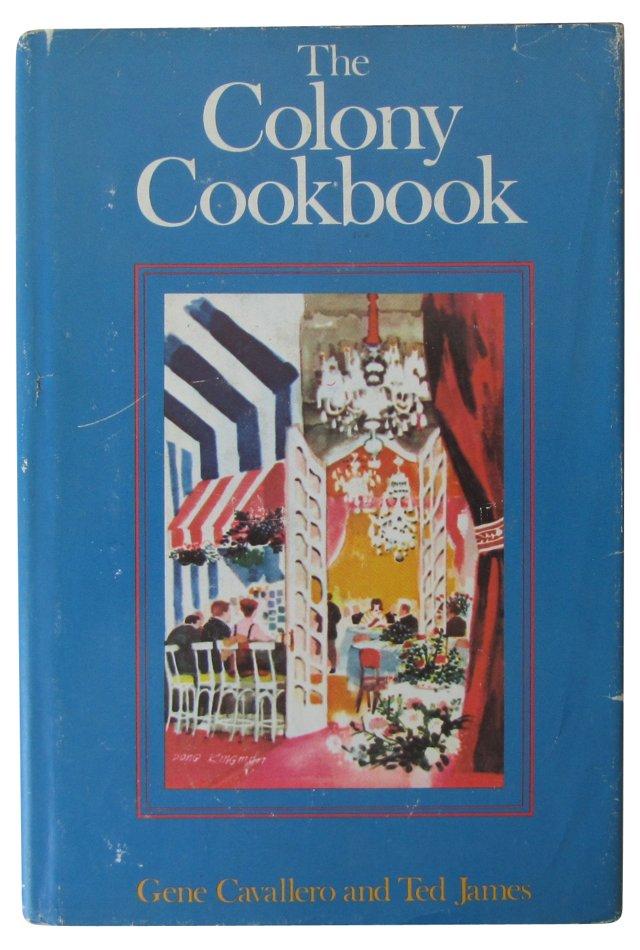 The Colony Cookbook