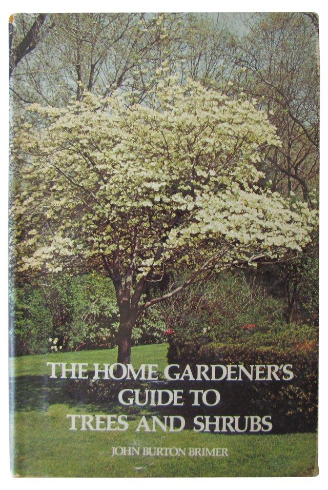 Gardener's Guide to Trees and Shrubs