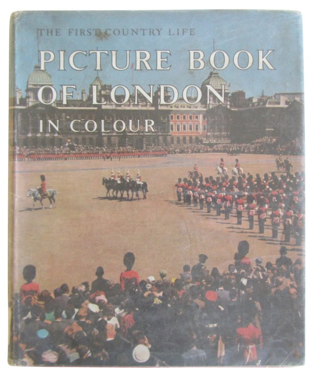 The Picture Book of London in Colour