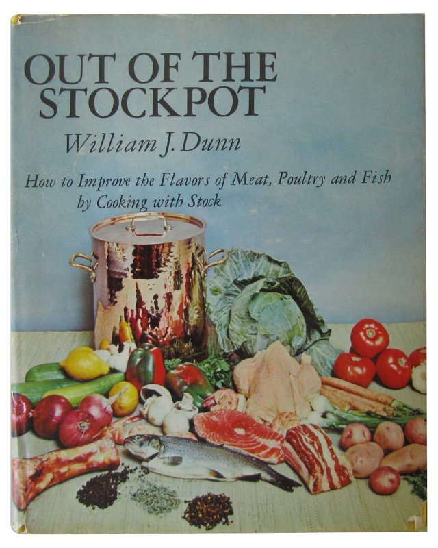 Out of the Stockpot