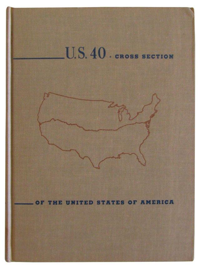 US 40, 1st Ed