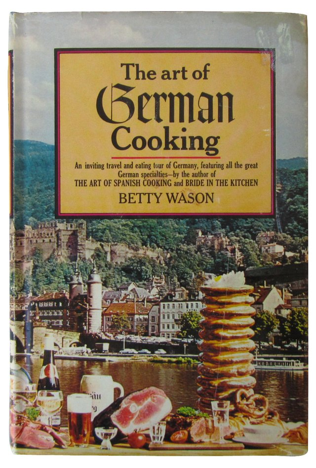 The Art of German Cooking