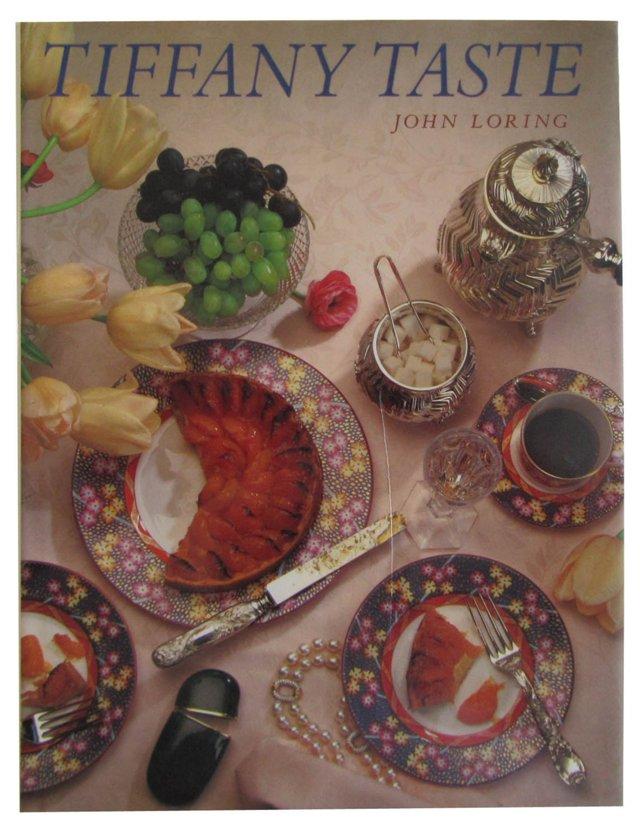 Tiffany Taste, 1st Ed
