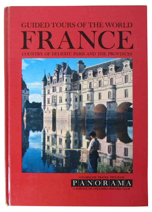 Guided Tours of the World: France