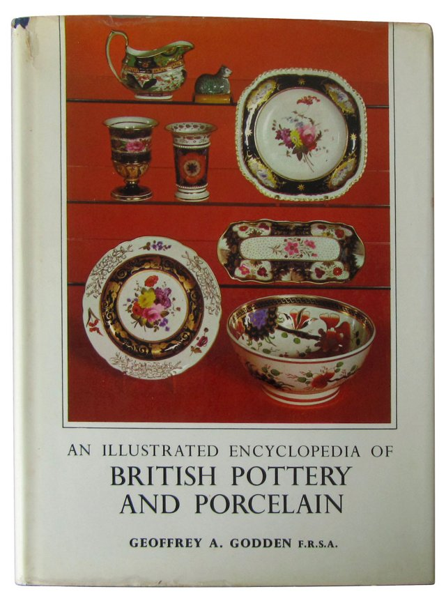 British Pottery and Porcelain