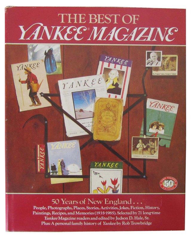 The Best of Yankee Magazine, 1st Ed