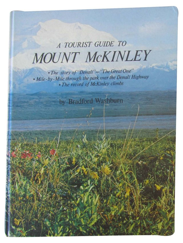 A Tourist Guide to Mount McKinley