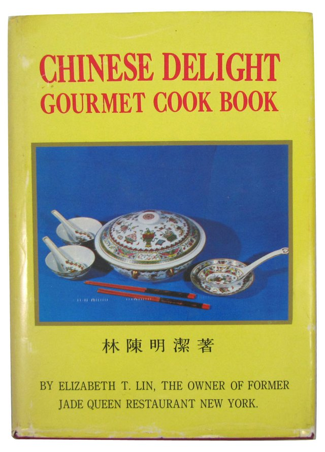 Chinese Delight Gourmet, Signed