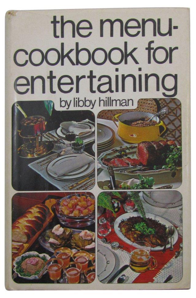 Menu Cookbook for Entertaining