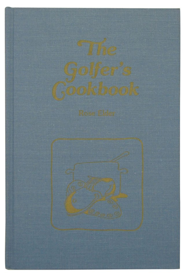 The Golfer's Cookbook