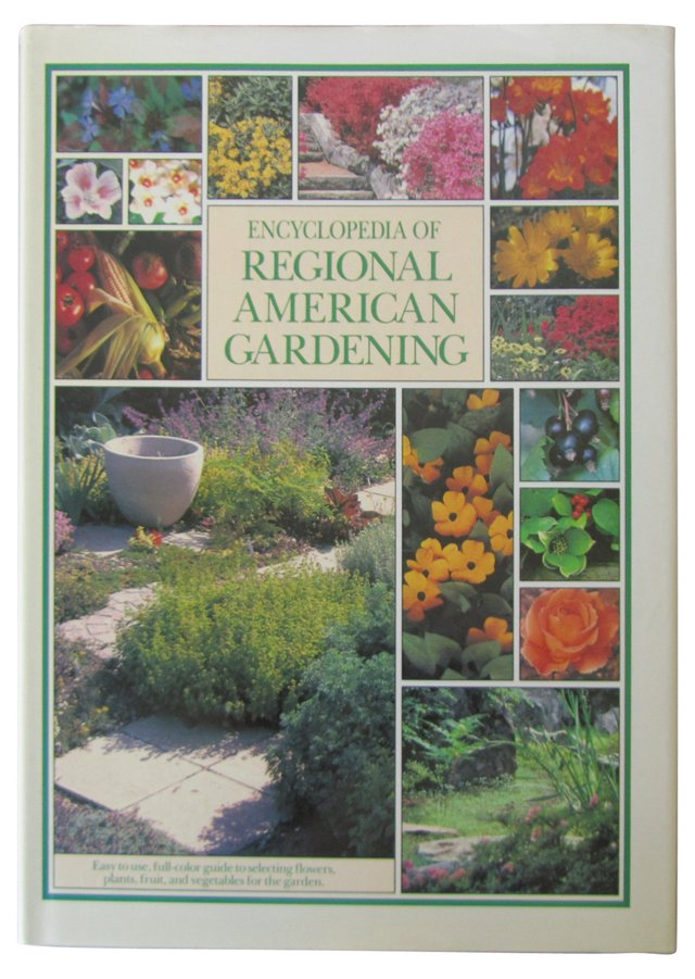 Encyclopedia of Regional Gardening