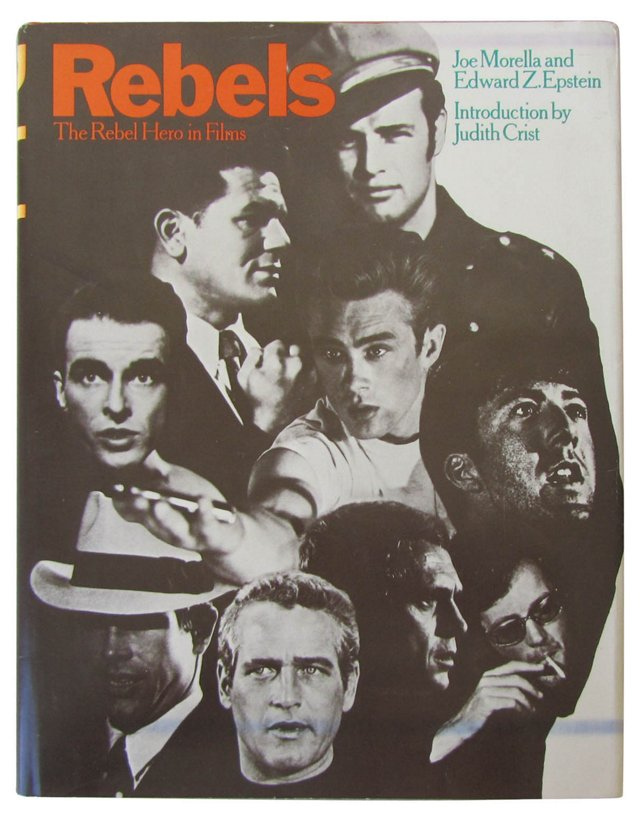 The Rebel Hero in Films, 1st Ed