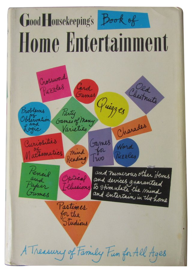 Book of Home Entertainment