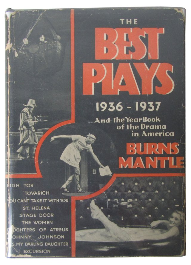 The Best Plays 1936-1937