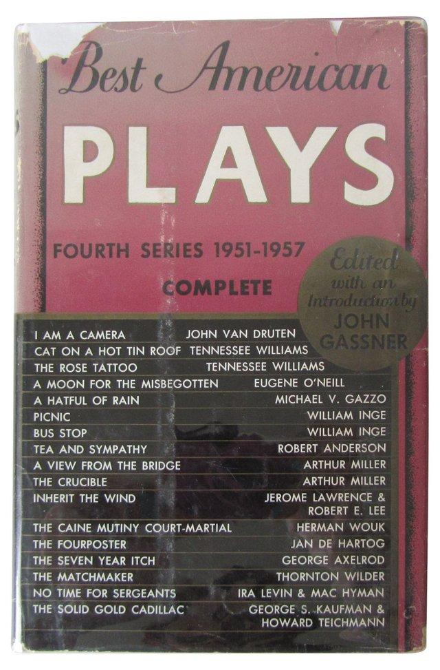 Best American Plays 1951-1957