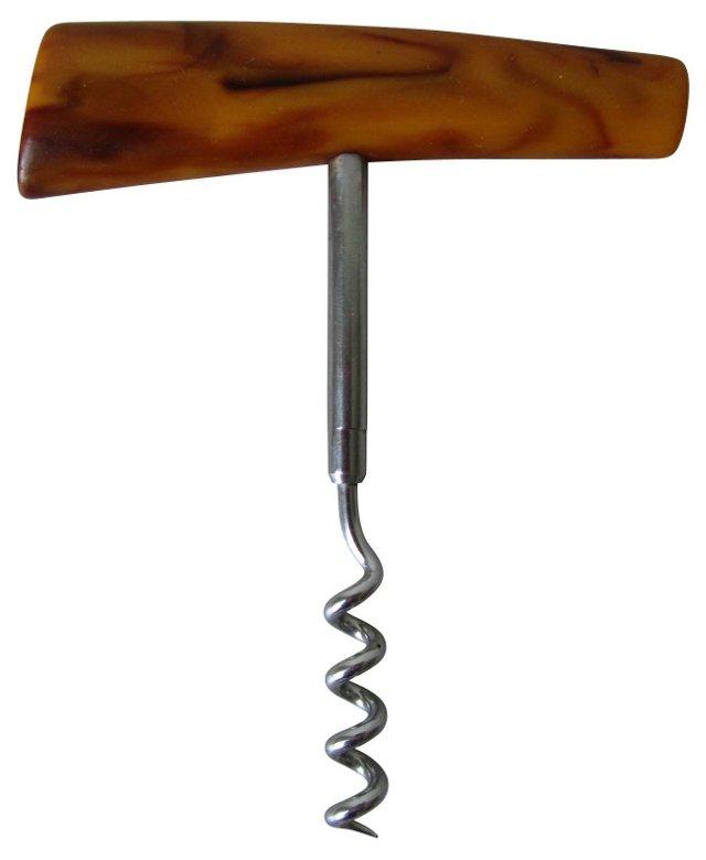Bakelite Handled Corkscrew