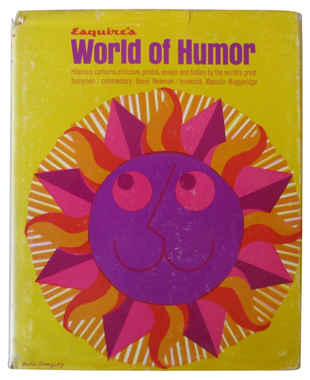 Esquire's World of Humor, 1st Ed