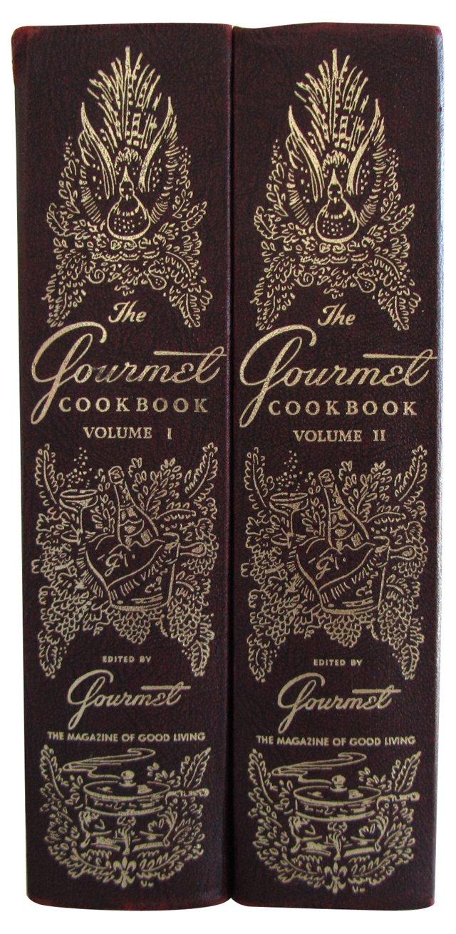 Gourmet Cookbook, Vol I-II