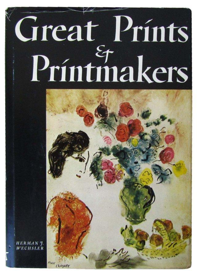 Great Prints &   Printmakers