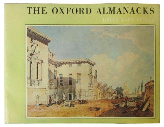 The Oxford Almanacks