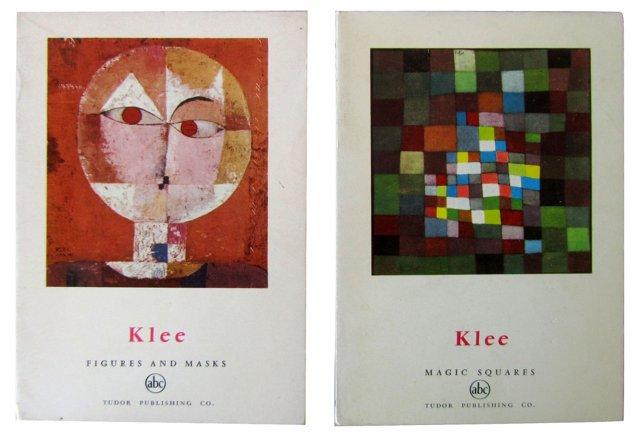 Klee Mini Books, S/2