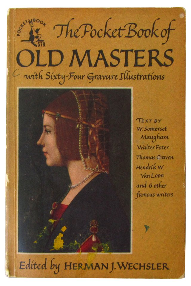 The Pocket Book of Old Masters