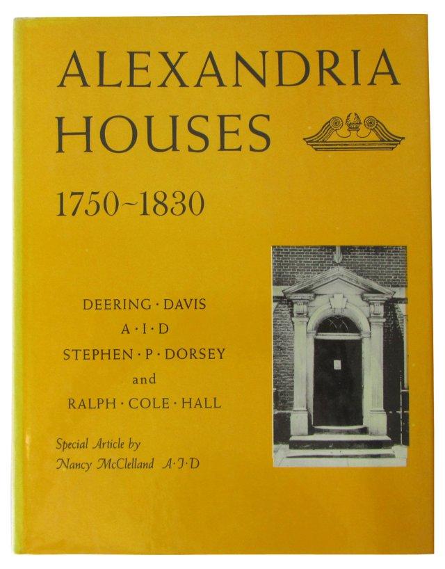 Alexandria Houses 1750-1830
