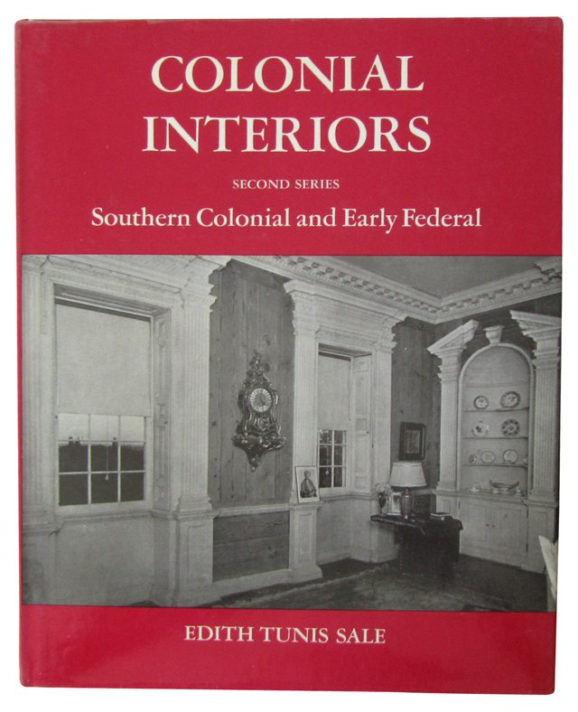 Southern Colonial & Federal Interiors