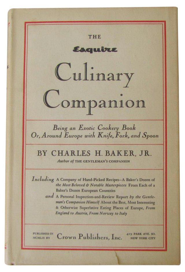 The Esquire Culinary Companion