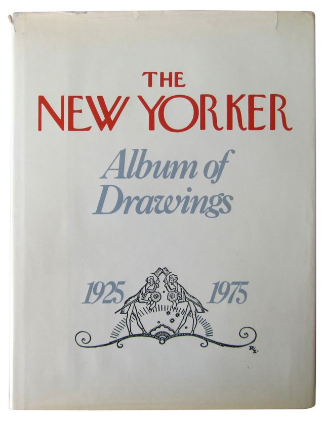 The New Yorker Album of Drawings, 1975