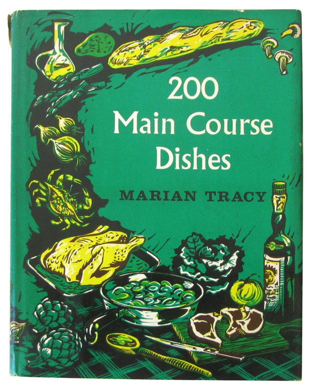 200 Main Course Dishes